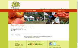 CitySeed Edgewood Park Farmers Market