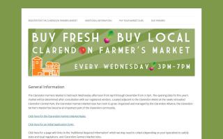 Clarendon Farmers Market