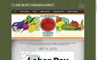 Clarksburg Town Center Farmers' Market