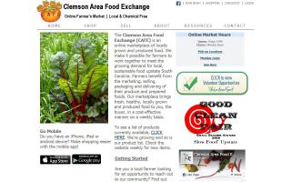 Clemson Area Food Exchange (CAFE)