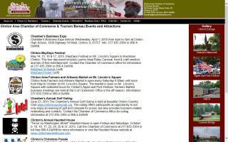 Clinton Area Farmers and Artisans Market
