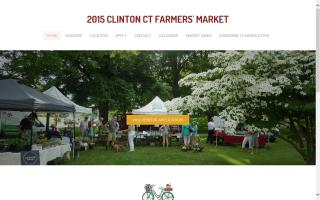 Clinton CT Farmers' Market