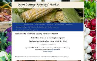 Dane County Farmers Market I