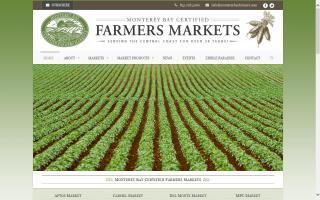 Del Monte Farmers Markets at Del Monte Shopping Center
