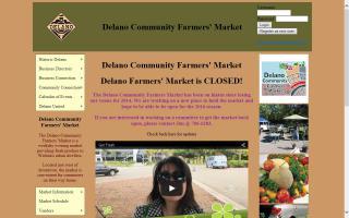 Delano Community Farmers Market