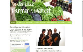 Dexter Lake Farmers Market