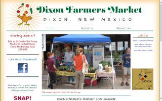 Dixon Farmers' Market