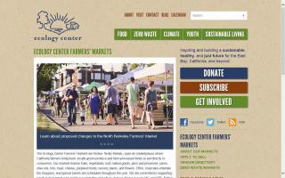 Downtown Berkeley Farmers' Market