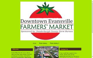 Downtown Evansville Farmers Market