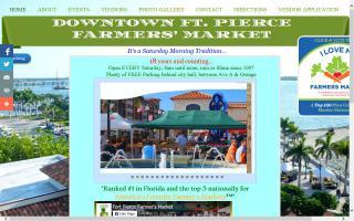 Downtown Farmers' Market of Fort Pierce, Inc.