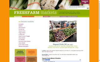 Dupont Circle FRESHFARM Market