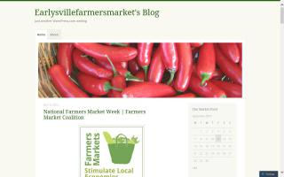 Earlysville Farmers Market