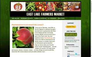 East Lake Farmers Market