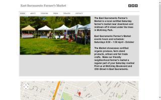 East Sacramento Farmer's Market