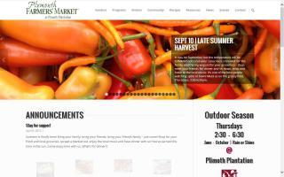 Essential Eating Farmers Market