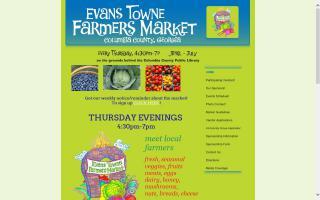 Evans Towne Farmers Market