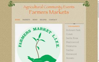Fairfax Community Farmers' Market