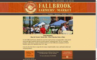 Fallbrook Farmers' Market