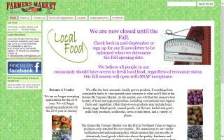 Farmers Market - Greenville, TX