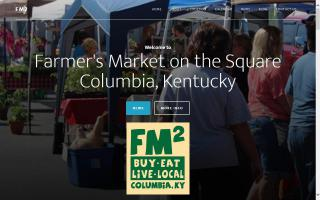 Farmers Market on the Square