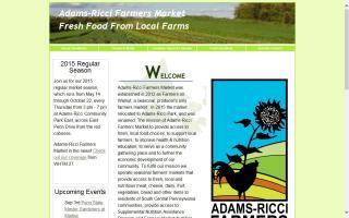 Farmers On Walnut