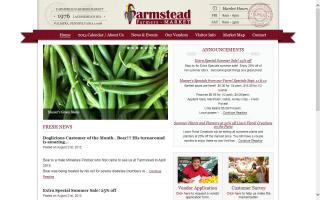 Farmstead Farmers Market
