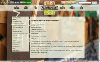 Ferguson Farmers' Market on Vine