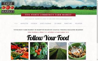 Five Points Community Farm Market