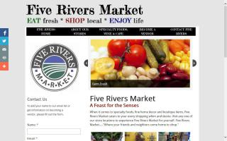 Five Rivers Market - Orangeburg