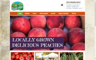 Fort Collins Farmers Market