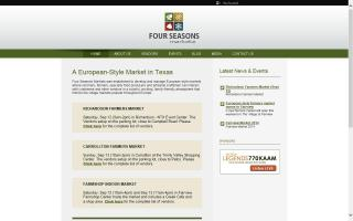 Four Seasons Market - Richardson