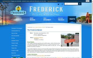 Frederick Market