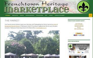Frenchtown Heritage Marketplace