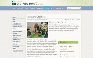 Fulks Corner Farmers Market