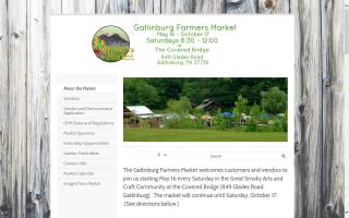 Gatlinburg Farmers Market