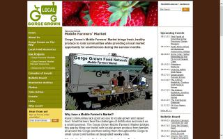 Gorge Grown Mobile Farmers' Market