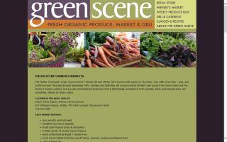 Green Scene Walker Community Farmer's Market