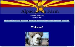 Alpacazona Farm