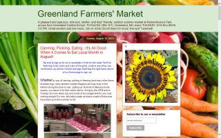 Greenland Farmers' Market