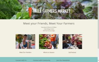 Haile Village Farmers Market