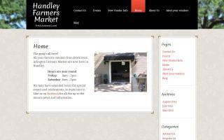 Handley Farmer's Market