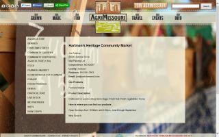 Hartman's Heritage Community Market