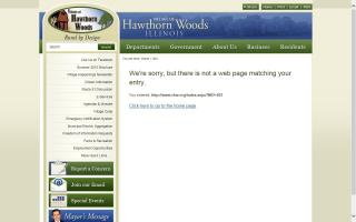 Hawthorn Woods Farmers Market