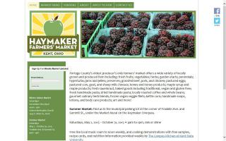Haymaker Winter Farmers' Market