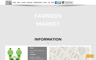 Historic Downtown Certified Farmers Market