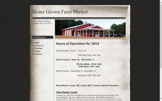 Home Grown Farm Market