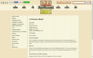 I-70 Farmers' Market