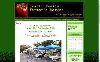 Isanti Family Farmers Market