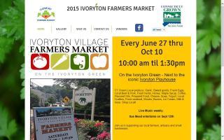 Ivoryton Village Farmers Market