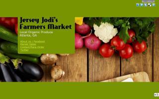 Jersey Jodi's Farmers Market
